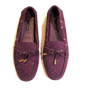Louis Vuitton Gloria Loafers